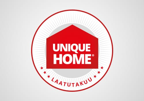 Unique Home Laatutakuu