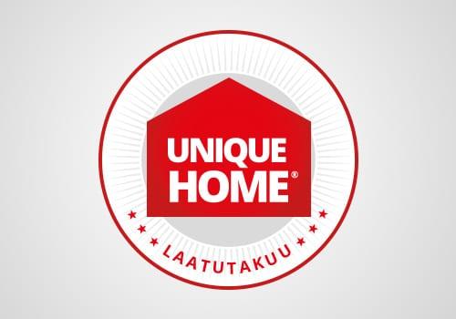 Unique Home Laatutakuu