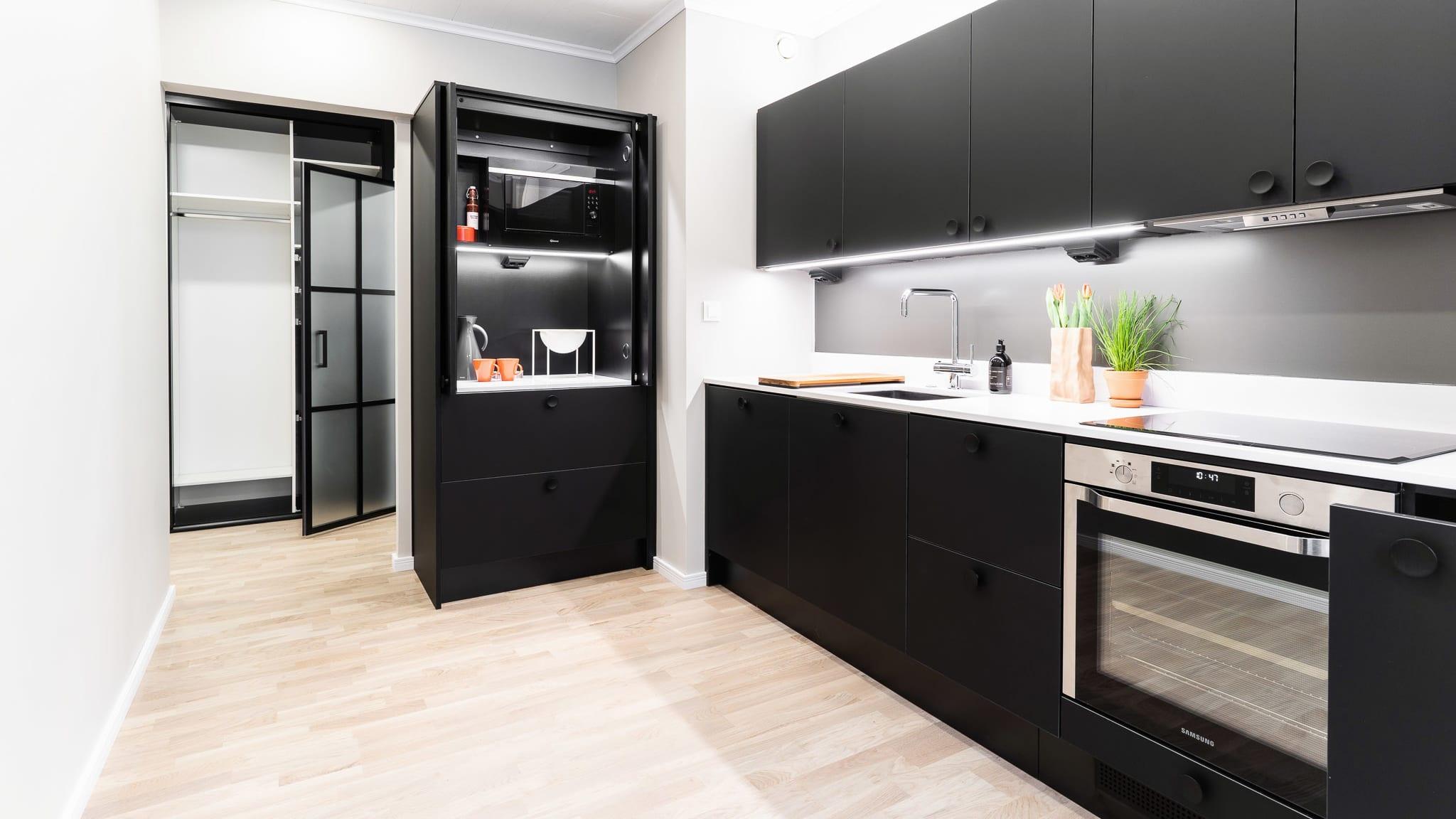 Unique Home -keittiö