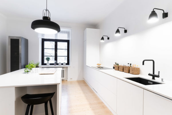 Jokainen Unique Home -keittiö on uniikki.